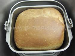 プロテイン強化パン 焼き上がり1