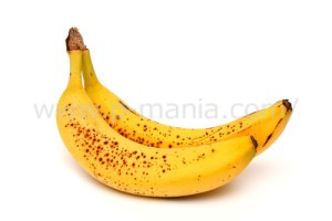 茶色いバナナ